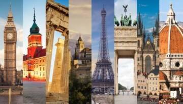 Toute l'Europe - montage