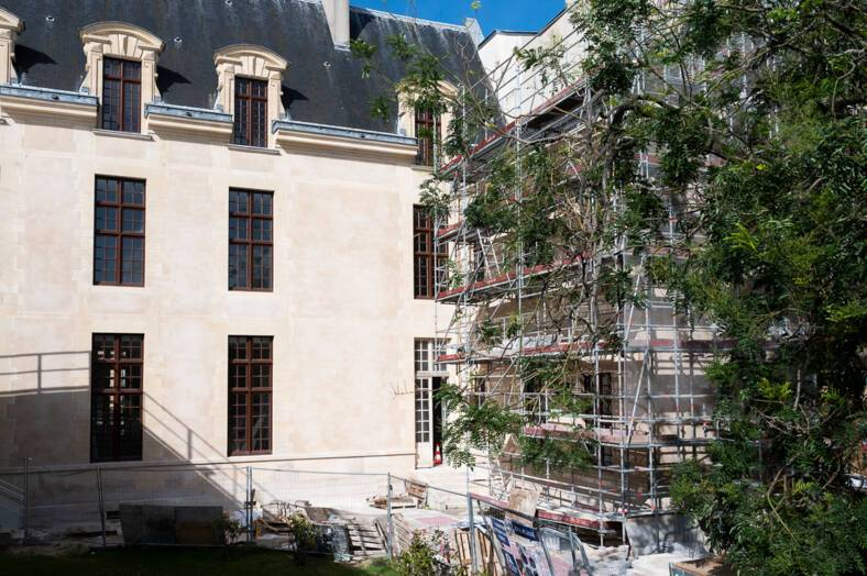 Chantier du Quadrilatère des archives © Nicolas Krief – Paris, juillet 2020.jpg