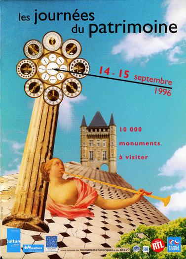 Afficje JEP 1996